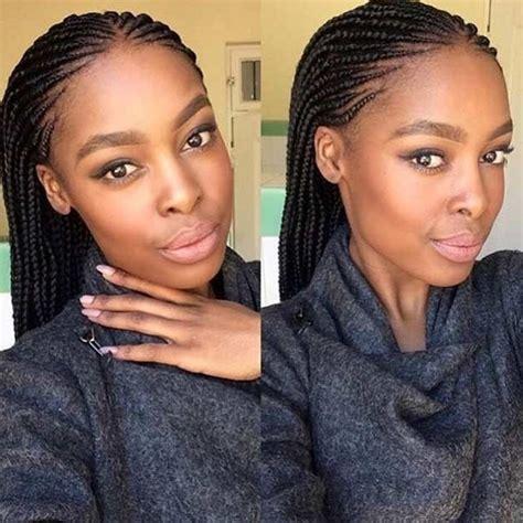cornrow braided ponytail hairstyles solution best 25