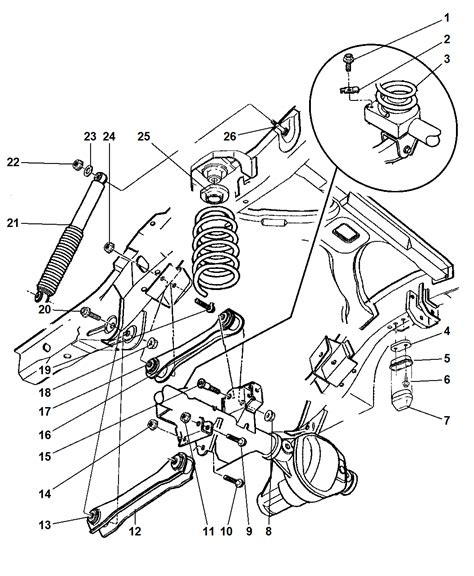 1998 jeep grand front suspension diagram suspension rear springs shocks for 1998 jeep grand
