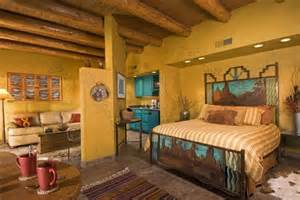 great southwestern home decor at adobe amp pines inn in taos
