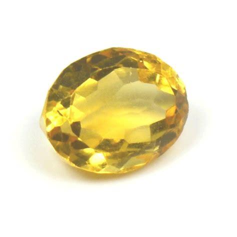 oval shape 2 9 carat citrine sunella