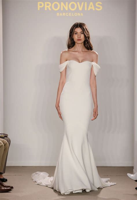 collection dresses pronovias presents the stunning 2018 preview collections