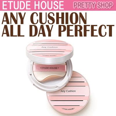 Etude House Any Cushion All Day Qoo10 Etude House New All Day Cover
