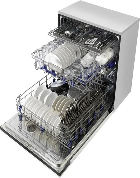 lg ldf7774st fully integrated dishwasher with senseclean