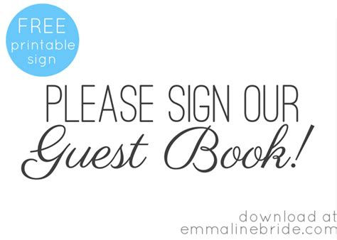 Please Sign Our Guestbook Template Software Free Download Apfilecloud Sign Our Guest Book Template