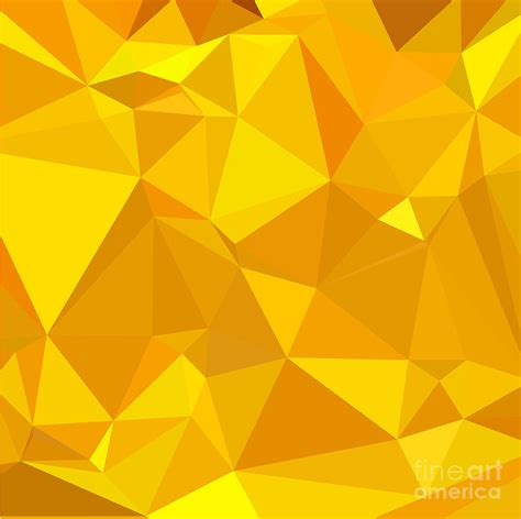 yellow abstract pattern peridot yellow abstract low polygon background digital art