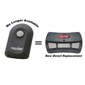 genie gitr 3 garage door opener remote