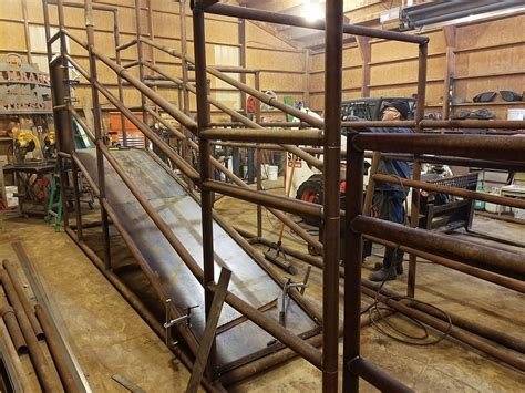 Corral Great Bargains American For Sale How To Build The Best Loading Chute Tsln