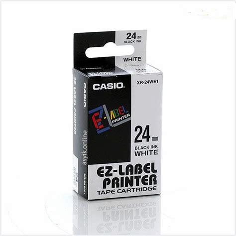 Dijamin Pita Label Printer Casio 6mm kaskus label printer casio kl 820