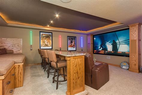 abbott court basement finished basement company