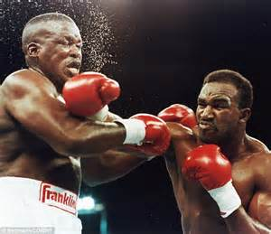 buster douglas became a 450lb boozer who slipped