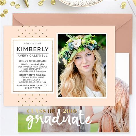 17 Best Ideas About Graduation Celebration On Pinterest Graduation Decorations Graduation Grad Announcement Template