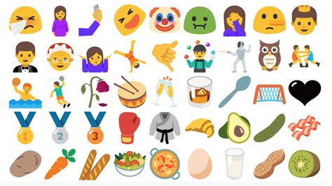 new emojis android android s emoji problem