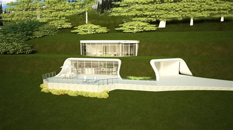 underground house design architectural home design by p rasputin category private houses type exterior