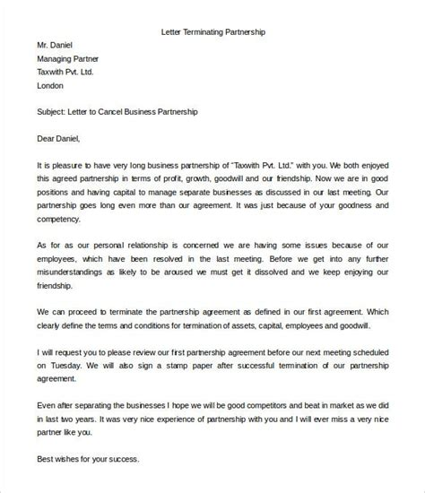 sample letter continue business relationship tutoreorg