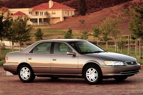 2001 toyota camry specs 2001 toyota camry reviews specs and prices cars