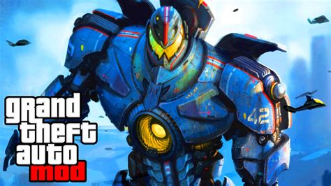 robot film gta v quot giant robots in gta quot gta mods spawn mod fun gta iv