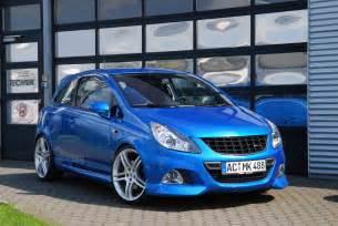 Opel Corsa Tuning Steinmetz Opel Corsa Opc Car Tuning
