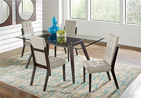 Granby Merlot 7 Pc Rectangle Dining Room Dining Room Sets Wood Dining Room Table Chair Sets For Sale