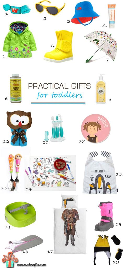 practical xmas gifts for kids 20 practical gifts for toddlers