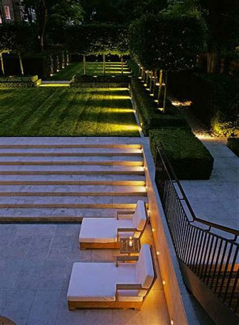 Lights For Outdoor Steps 30 Astonishing Step Lighting Ideas For Outdoor Space Architecture Design