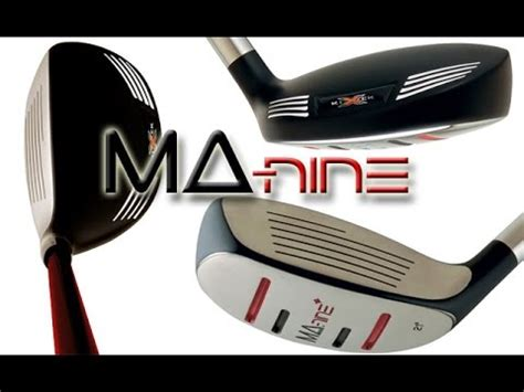 how to swing a hybrid golf club get confidence in your golf swing with the ma nine hybrid