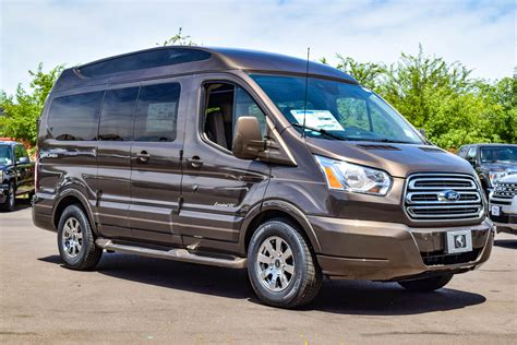 2016 ford transit t 150 explorer conversion walkaround