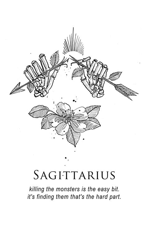 sagittarius tattoo tumblr illustration and inanity by amrit this is exactly