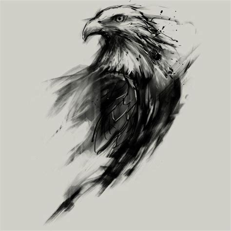 black eagle tattoo 25 best ideas about eagle tattoos on eagle