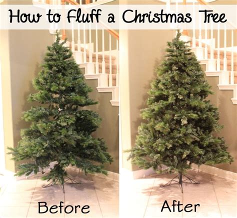 how to shape a christmas tree christmas decore