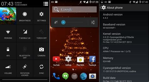 what is android 4 4 2 android 4 4 kitkat via cm 11 for galaxy ace 2 i8160