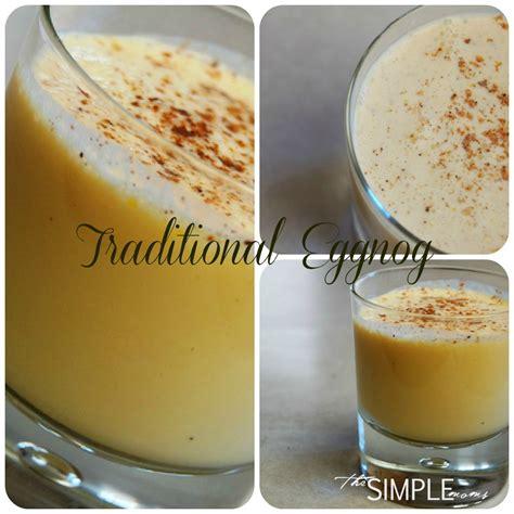 classic eggnog recipe dishmaps