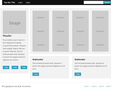 creating browse games page of games site in zurb foundation
