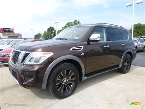 2017 mocha almond nissan armada platinum 4x4 115591205 photo 12 gtcarlot car color