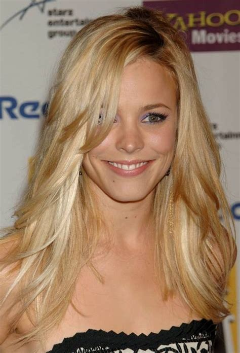blonde hairstyles for long faces layered long blonde hairstyle for oval face shape
