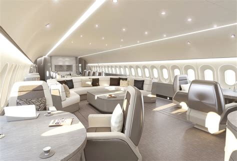 most comfortable commercial airplane luxury vip cabins increasing in popularity business
