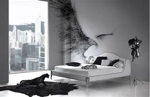 elegant black and white bedroom design inspiration digsdigs 35 eleganti camere da letto in bianco e nero mondodesign it