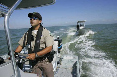conservation officer aquatic science