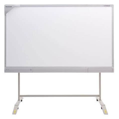 big white boards panasonic 77 inch diagonal interactive whiteboard ub t780bp