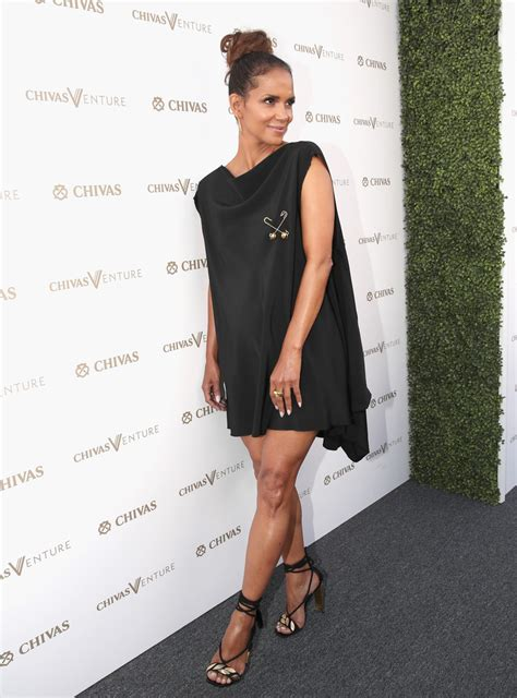Get Halle Berrys Summery Sandals by Halle Berry Evening Sandals Newest Looks Stylebistro