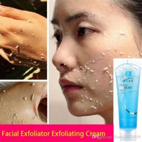Mild Scrub Gel For Delicate Skin scrub mild exfoliator scrub exfoliating
