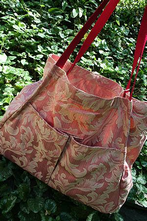offhand designs knitting bags offhand designs iris knitting bag in