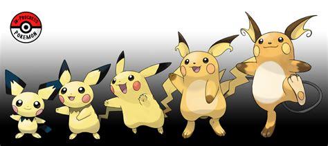 theme line pikachu in progress pokemon evolutions 172 5 despite their
