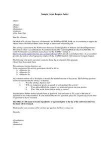 Fundraising Officer Cover Letter by Grant Request Letter Write A Grant Request Letter Funding Is Often Available Without
