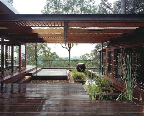 style vacation homes แบบบ านโครงเหล ก ผน งกระจก ออกแบบและตกแต งแบบโล ง บ าน