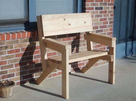 How To Make A Wooden Chair by Garden Chair From Buildeazy Plans Your Project Photos