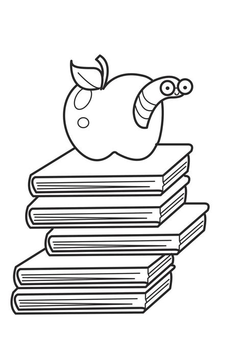 bookworm template bookworm coloring coloring coloring pages