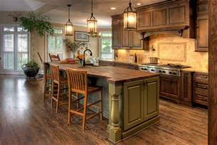 country home kitchen ideas elegance country kitchen home interior decorating
