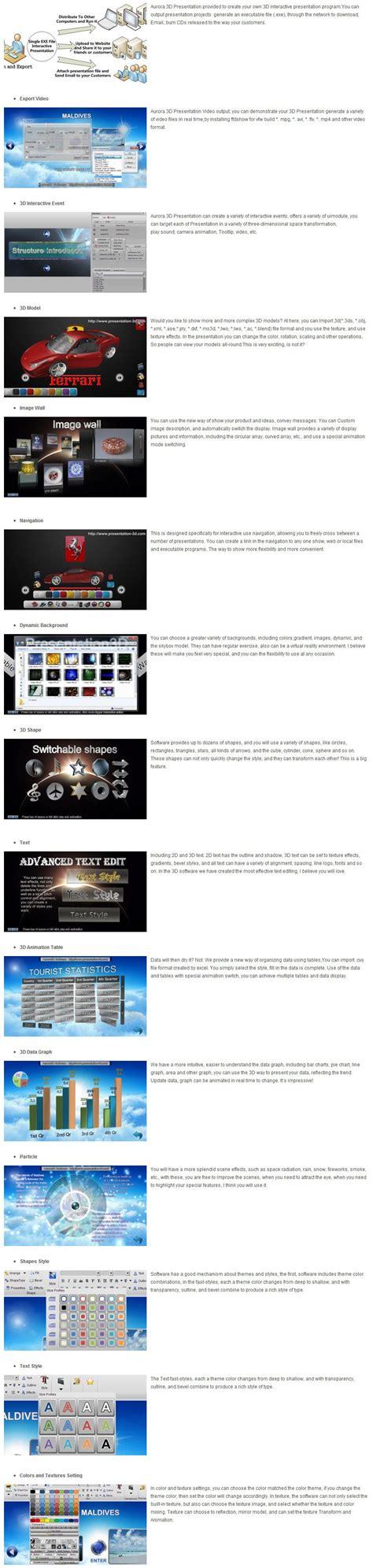templates for aurora 3d presentation aurora 3d presentation 28 discount coupon 100 worked