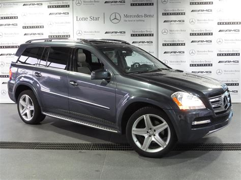 Mercedes Gl Used by Pre Owned 2011 Mercedes Gl Class Gl550 Suv N4181a