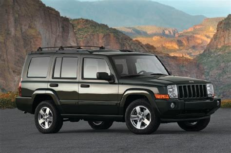 Jeep Liberty Discontinued Jeep Commander Discontinued In 2009